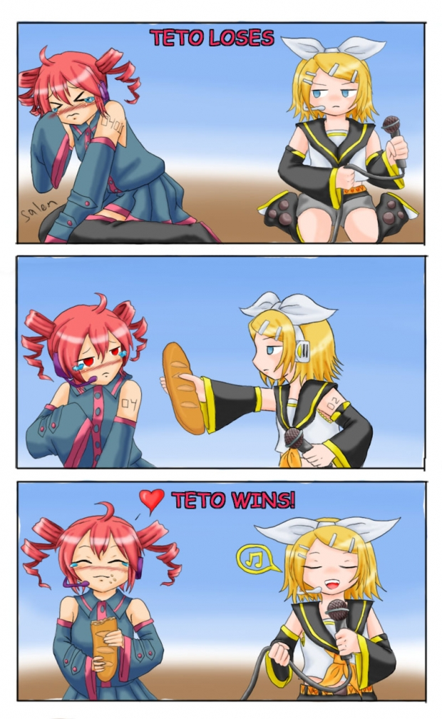 Teto wins