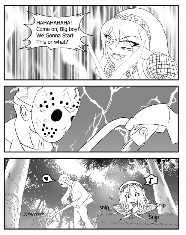 Jason Vs Salem?