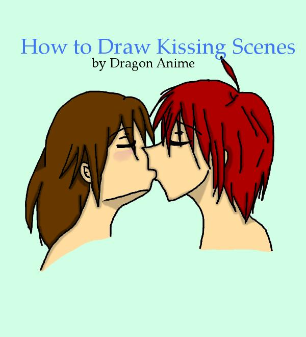 How to Draw Kissing Scenes