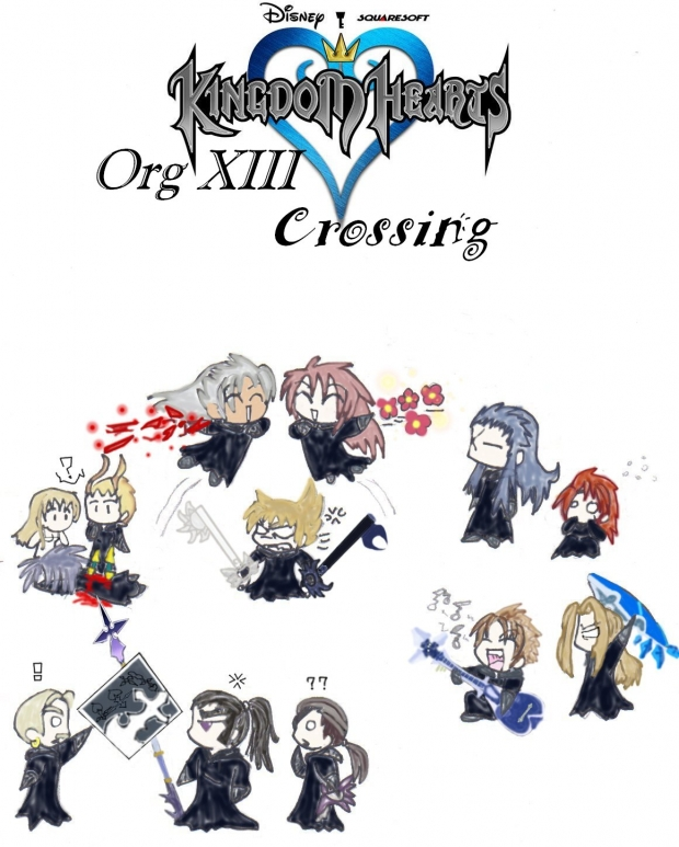 Org XIII Crossing