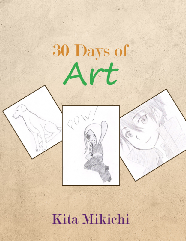 Collection: 30 Days of Art