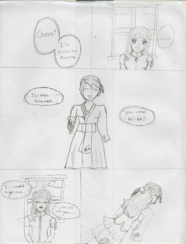OtakuOni: Sketches and Comics