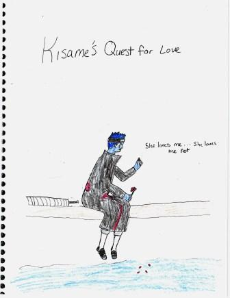 Kisame's Quest For Love