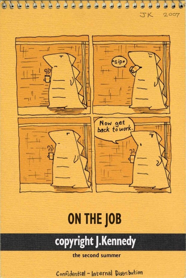 On The Job: The Second Summer