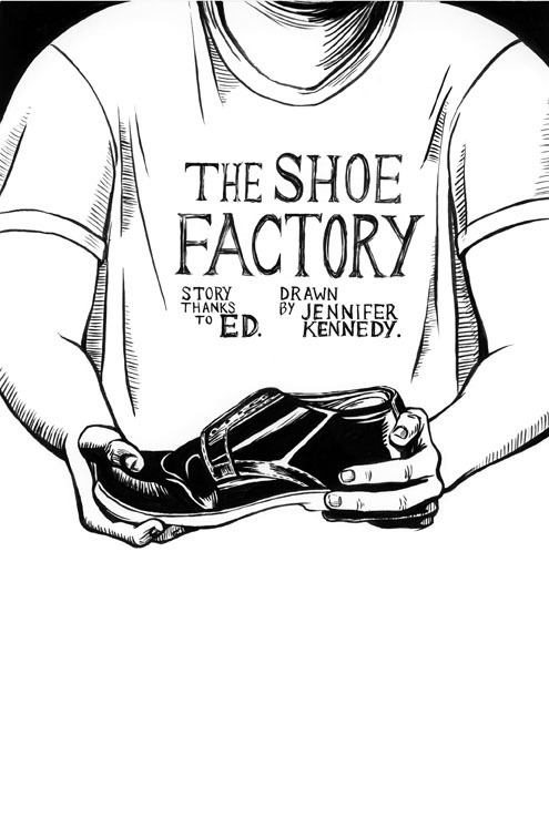 The Shoe Factory