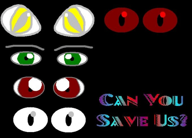 Can You Save Us?