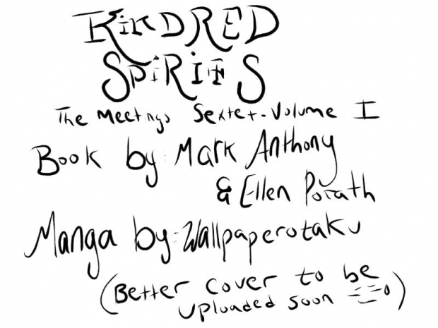 Kindred Spirits: Manga Adaption!