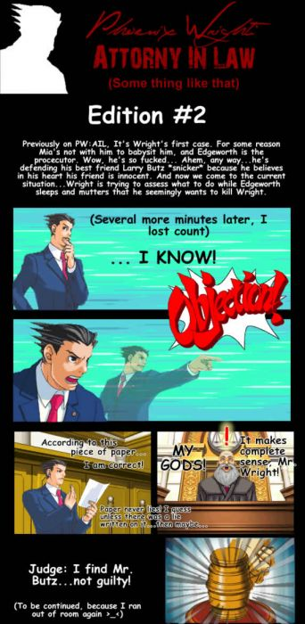 Phoenix Wright: Attorney At Law