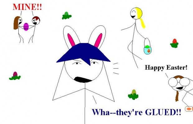 Easter from Stik.!