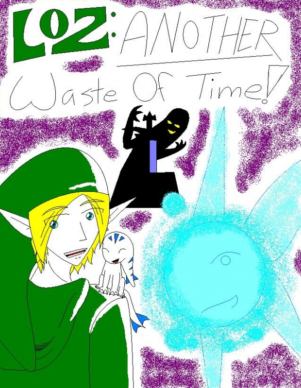 LoZ: Another Waste of Time