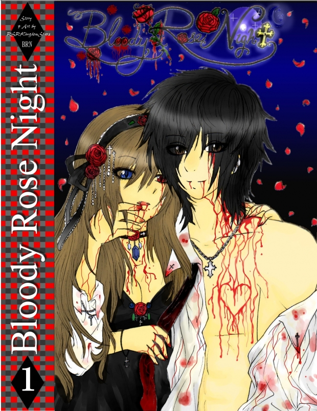 +~Bloody Rose Night~+