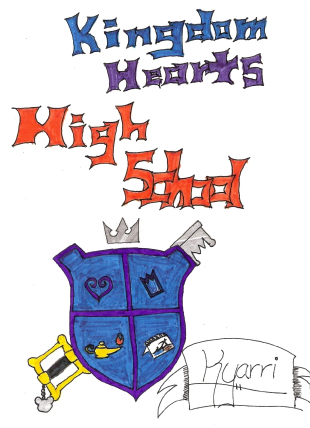 Kingdom Hearts High School