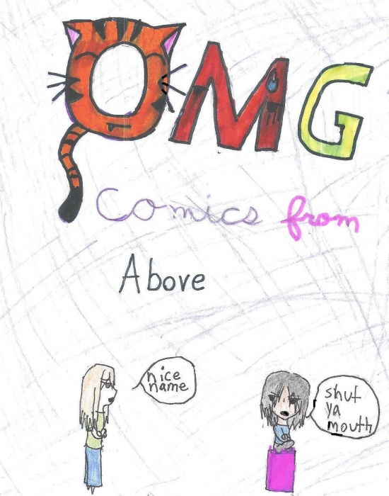 Omg Comics From Above