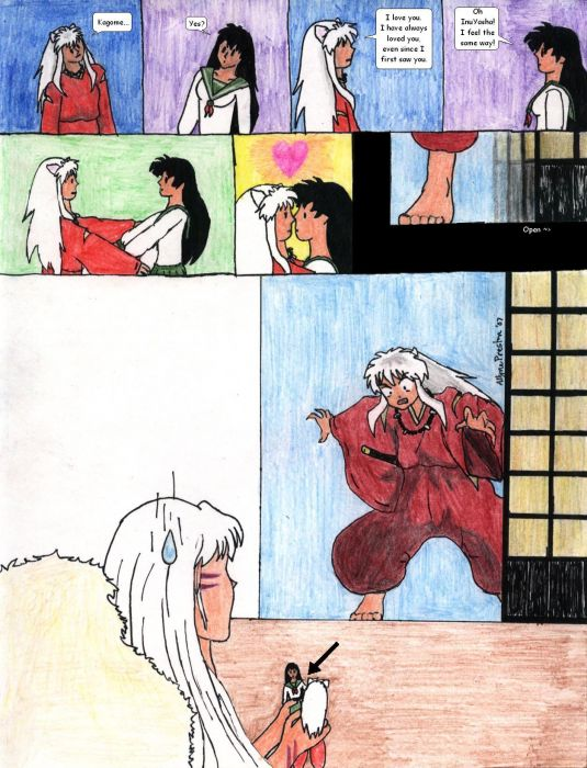 Sesshomaru's Embarassment