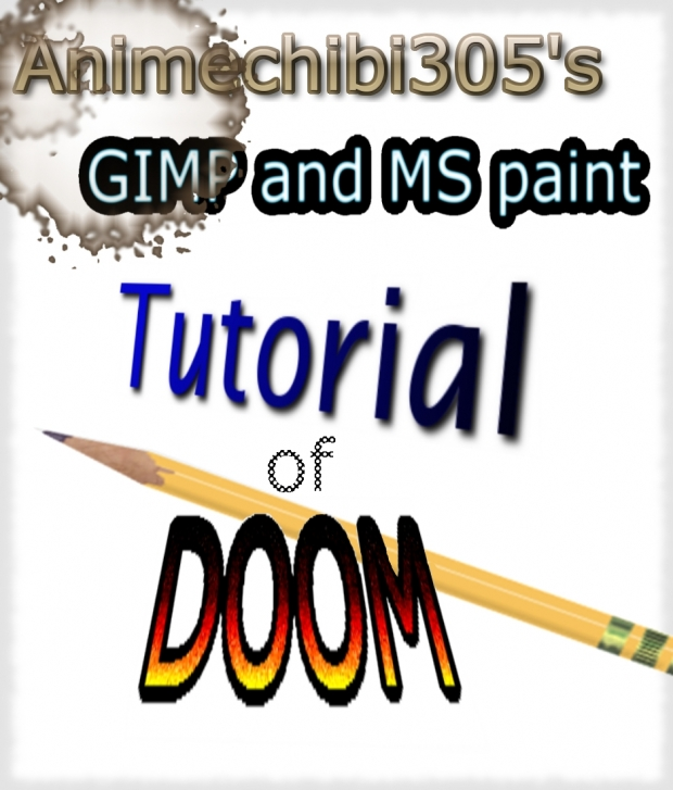 Chibi's gimp and paint tips