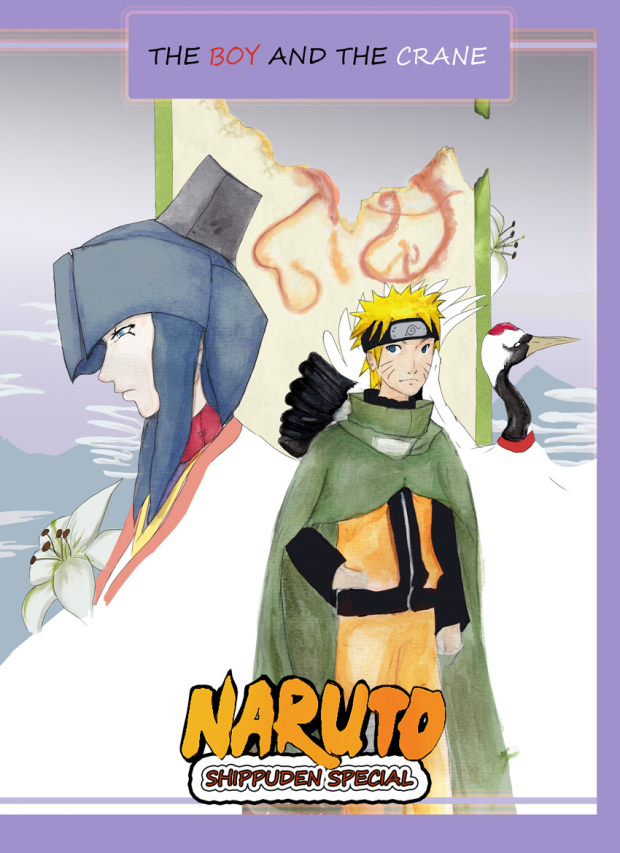Naruto FAN Shippuden Special : The Boy and the Crane