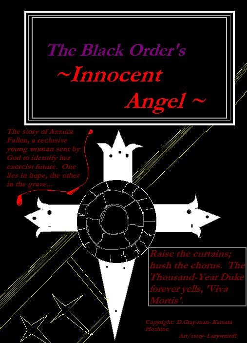 The Black Order's Innocent Angel