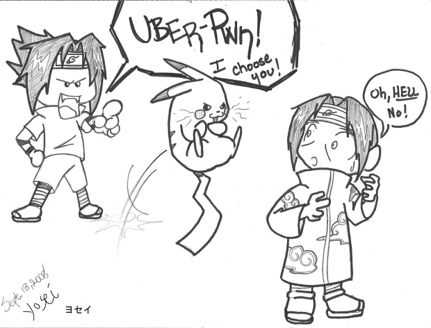 Sasuke's UberPwn