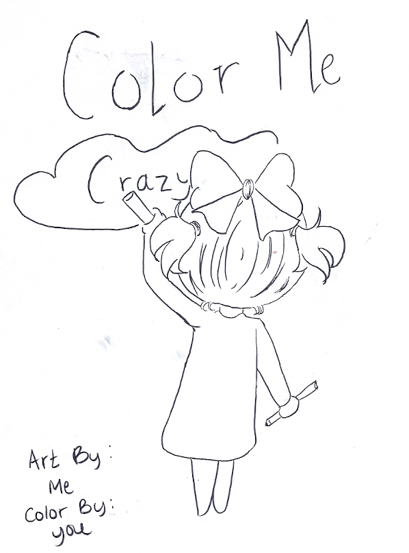 Color Me Crazy !!!