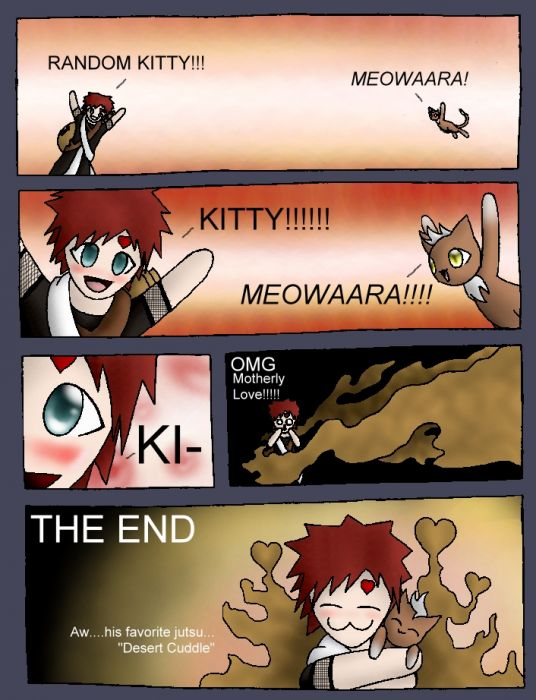 Gaara's Kitty