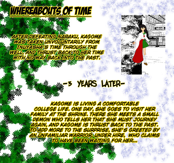 Whereabouts of Time