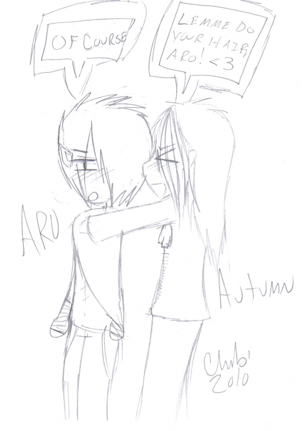 Aro and Autumn xD