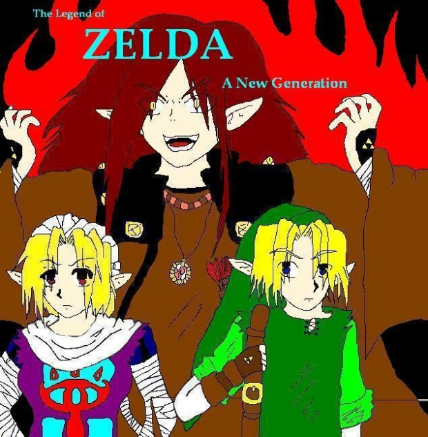 Legend of Zelda: A New Generation