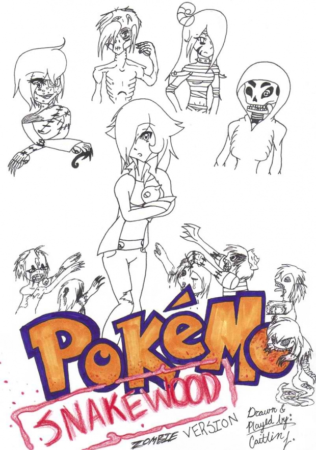 Pokemon: Snakewood Nuzlocke