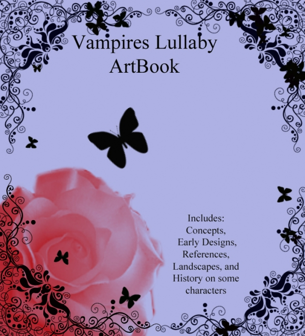 Vampires Lullaby: Concepts and Designs