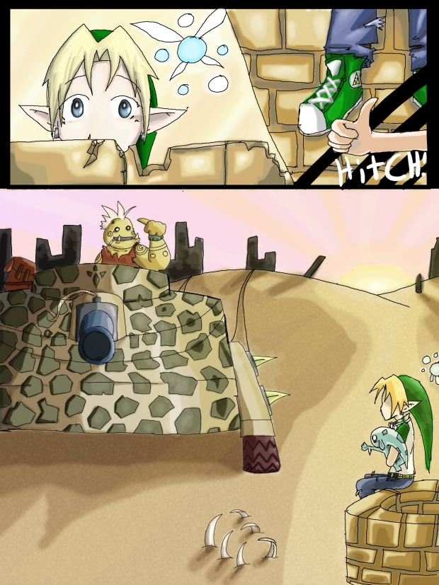 LOZ: Waste Of Time