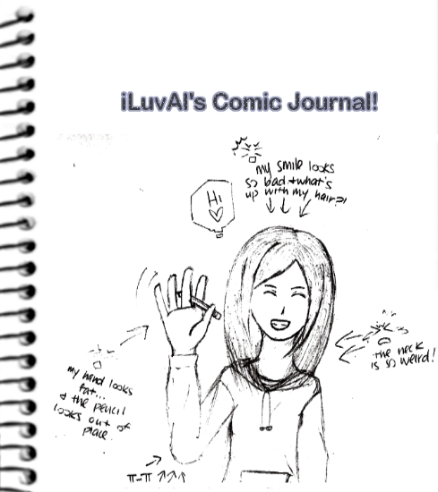 iLuvAl's Comic Journal