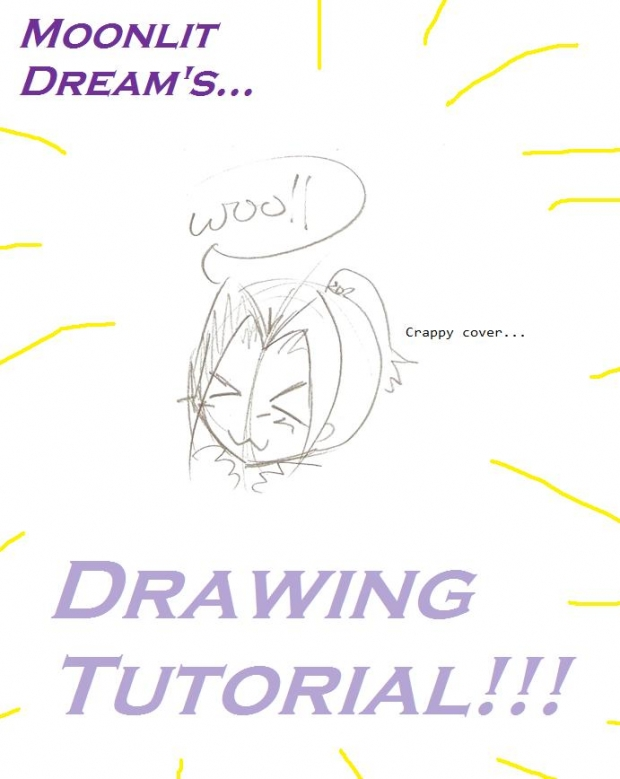 Moonlit Dream's Drawing Tutorial!