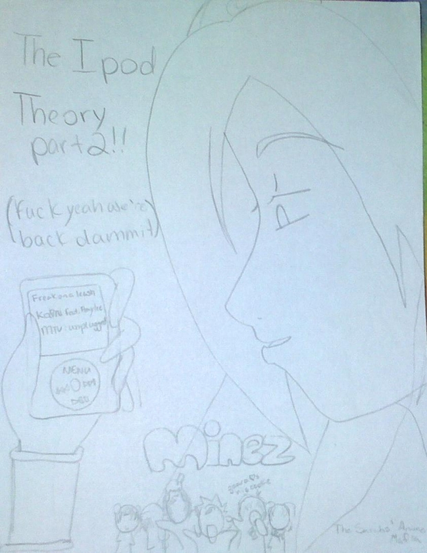 The Ipod Theory Part 2!