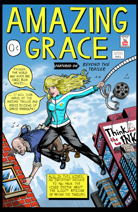 Amazing Grace Colored