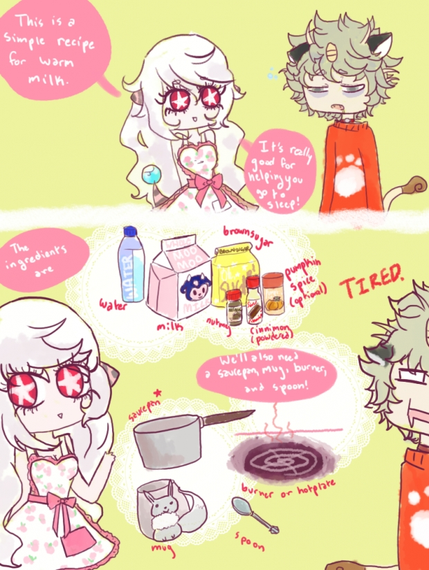 Cooking With Fiona!