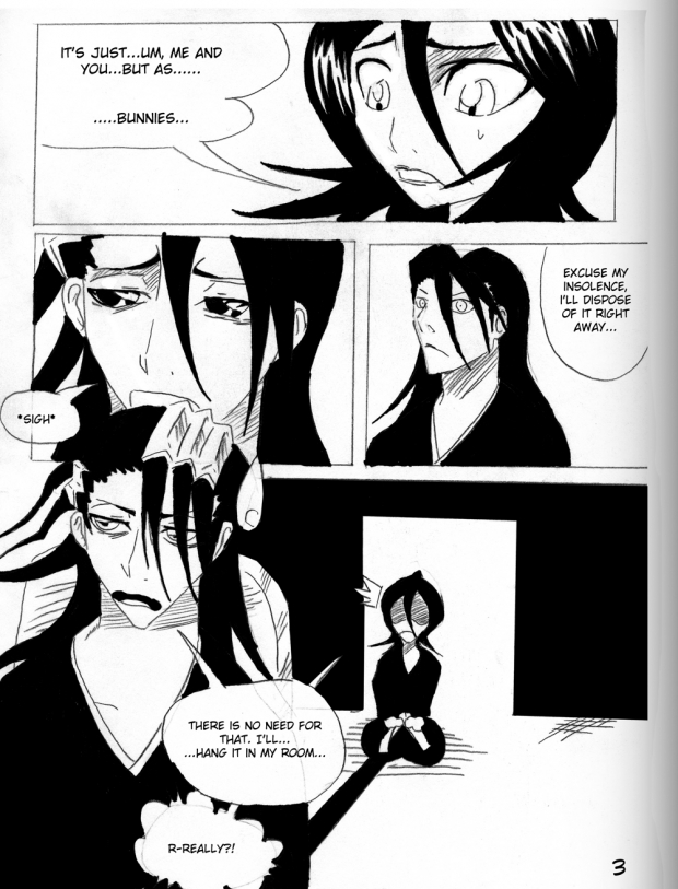 Byakuya's Birthday