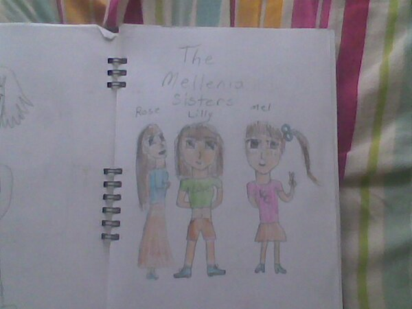 The Mellenia Sisters.