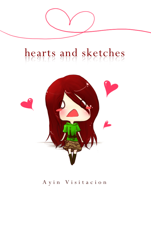 hearts and sketches