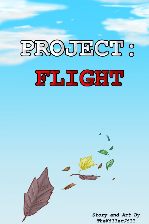 Project: Flight (the comic)