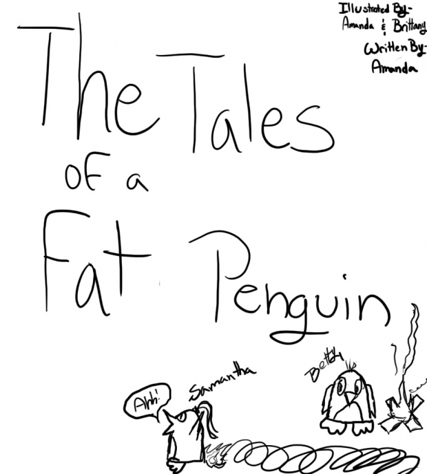 The Tales Of a Fat Penguin