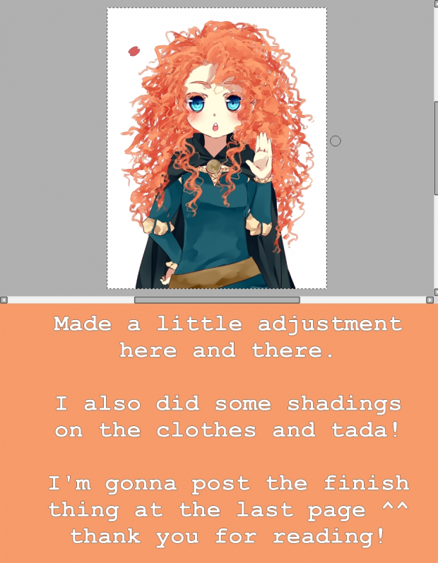 Merida Hair Tutorial