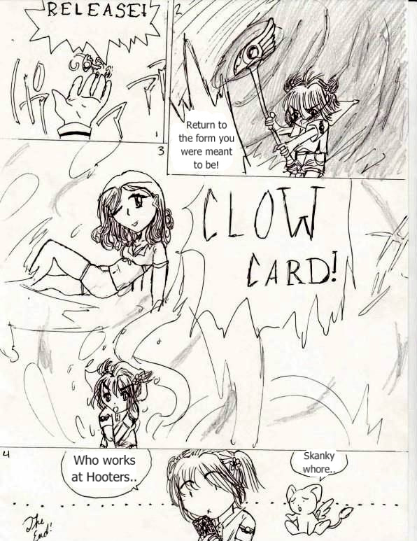 Which Clow Card..?