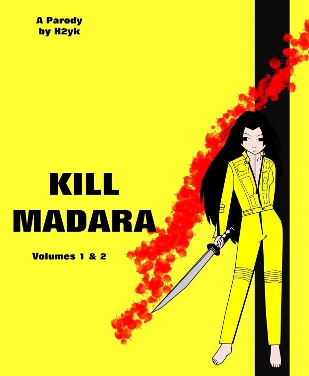 Kill Madara Vol. One and Two