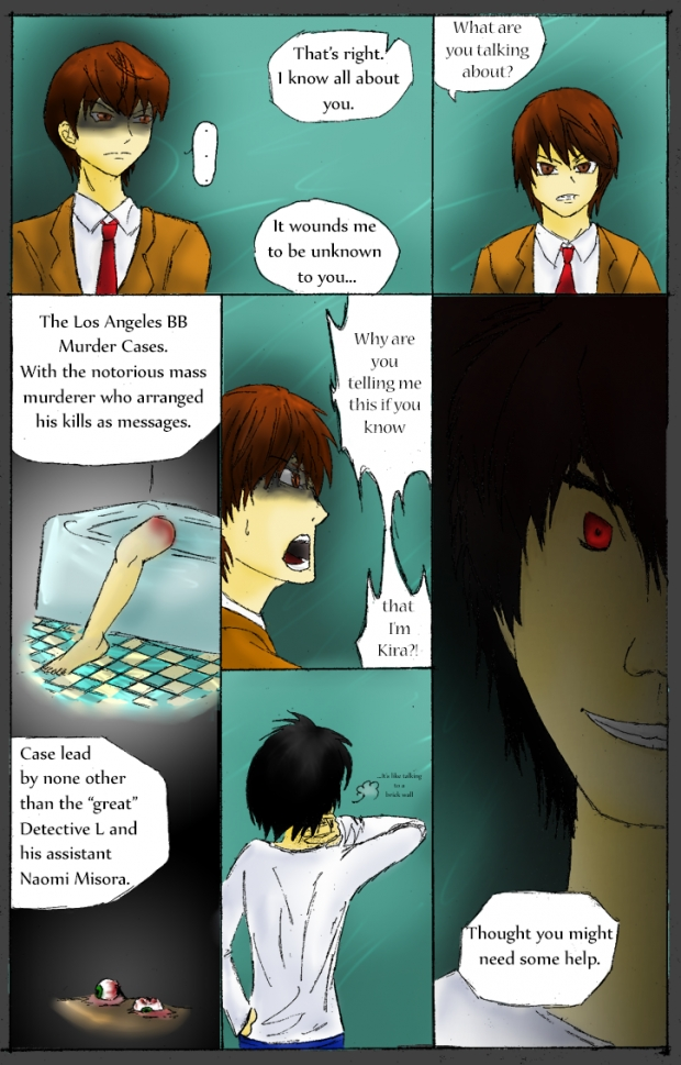 The Chronicles of Deathnote