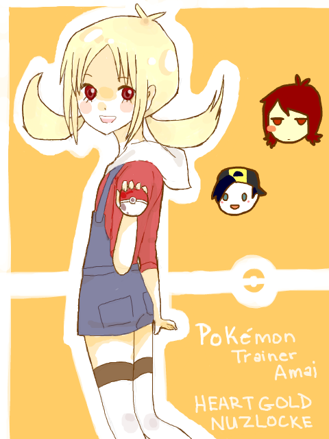 Pokemon HeartGold Nuzlocke