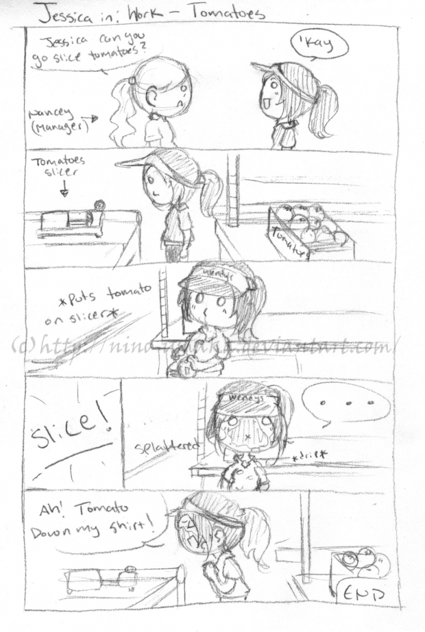 Jessica's Collection of Short Comics
