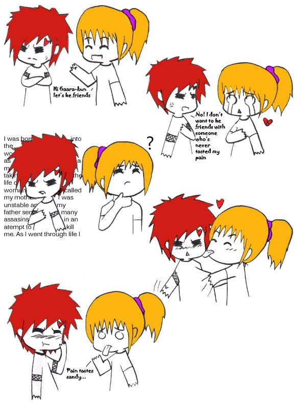 My Day With Gaara