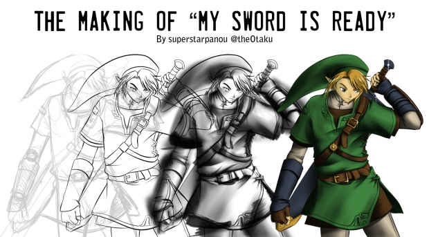 "The Making of ""My Sword is Ready"""