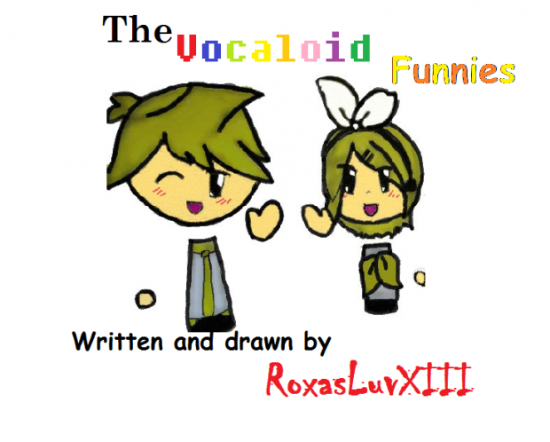 The Vocaloid Funnnies