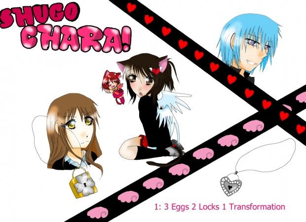 Shugo Chara! : Heart Of Gold Vol 1